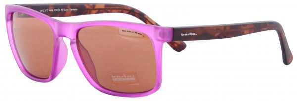 CALIFORNIA Sonnenbrille clear purple/brown