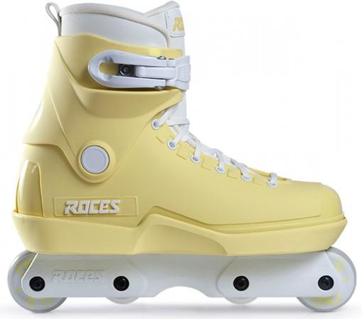 M12 LO TEAM Inline Skate 2021 citrus
