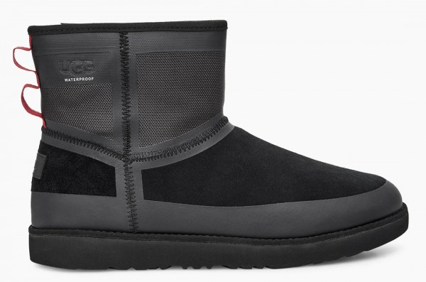 CLASSIC MINI URBAN TECH Stiefel 2020 black tnl