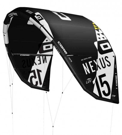 NEXUS LW Test-Kite black
