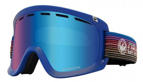 D1 OTG Goggle 2020 gamer/lumlens blue ionized + lumalens amber