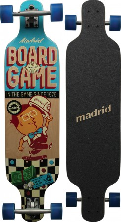 DREAM BOARDGAME 39 Longboard