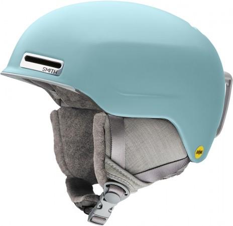 ALLURE MIPS Helm 2021 matte polar blue