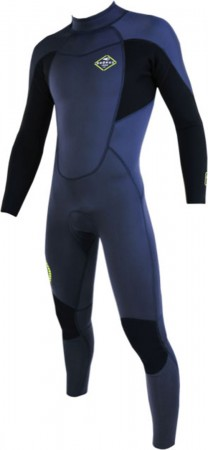5/4/3 FLY+ BACK ZIP Full Suit 2021 navy