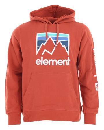 JOINT Hoodie 2019 etruscan red