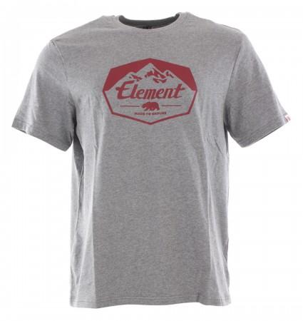 JOURNEY T-Shirt 2019 grey heather