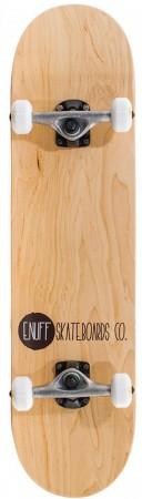 LOGO STAIN Skateboard 2021 natural