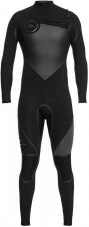 SYNCRO PLUS 5/4/3 CHEST ZIP Full Suit 2018 black/black/jet black