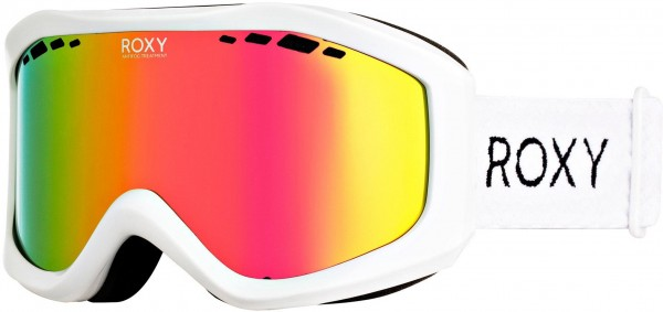 SUNSET ML Schneebrille 2020 bright white