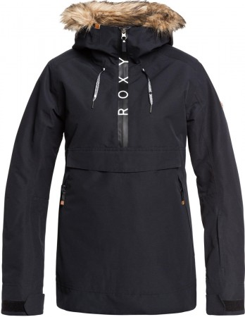 SHELTER Jacke 2020 true black