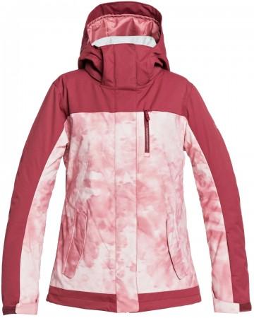 JETTY BLOCK Jacke 2021 silver pink tie dye