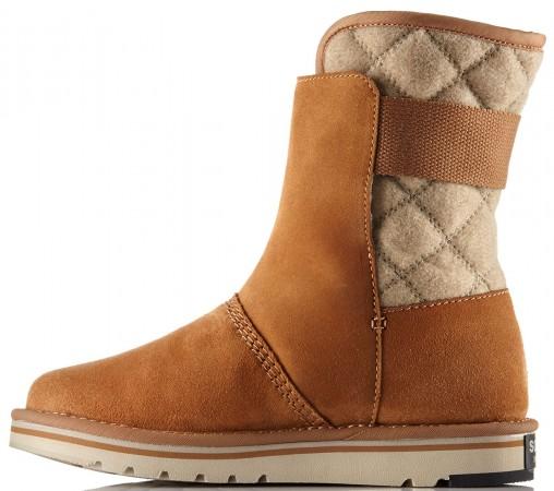 NEWBIE Stiefel 2019 elk/british tan