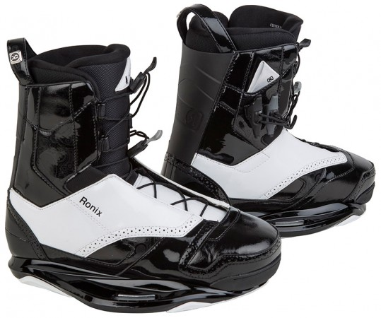 FRANK Boots 2015 black tie