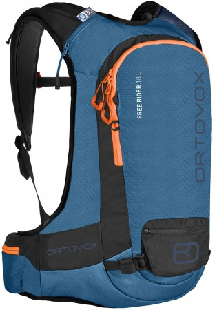 FREE RIDER 18 R Backpack 2019 blue sea