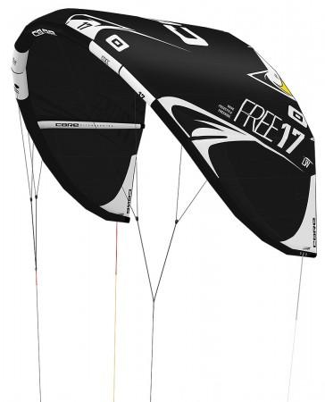 FREE Kite black/black