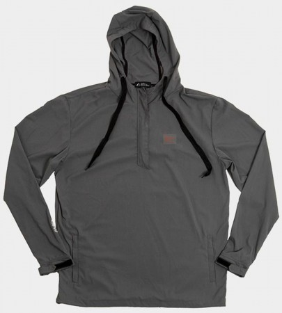 SPRAY Riding Pullover Jacke 2019 grey
