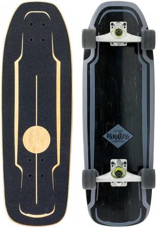 SURF Skateboard 2021 black