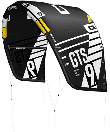 GTS 5 Test-Kite black/black