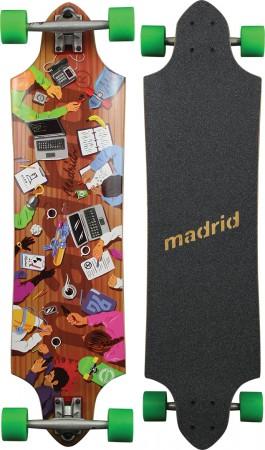 HALBERD BOARD OF DIRECTORS 37 Longboard
