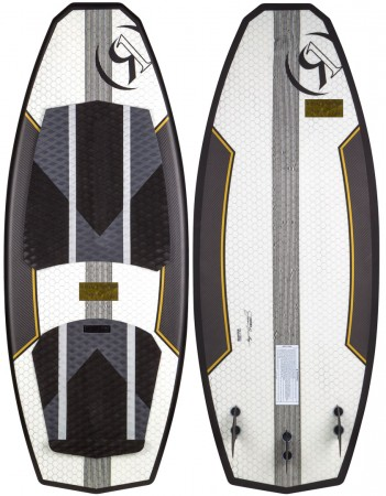 HEXSHELL THE BLENDER Wakesurfer 2017