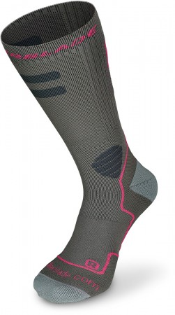 HIGH PERFORMANCE W Socken 2020 dark grey/pink