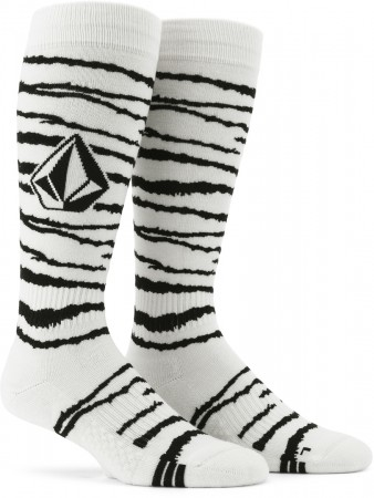 LODGE Socken 2021 white tiger