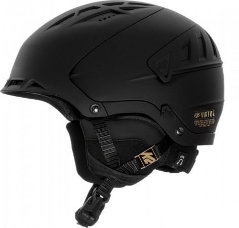 VIRTUE Helmet 2019 black