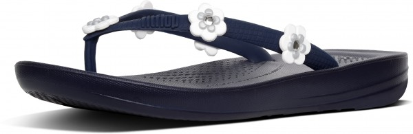IQUSHION ERGONOMIC Sandal 2018 flower stud midnight navy mix
