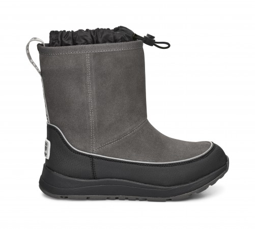 KIRBY WATERPROOF KIDS Boots 2020 charcoal