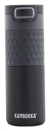 ETNA GRIP 500ML Isolierflasche 2020 black steel