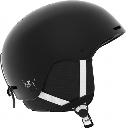 PACT Helmet 2020 black/white