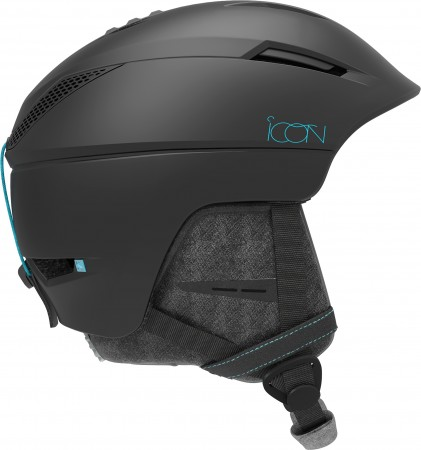 ICON Helm 2020 black