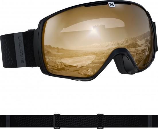 XT ONE Goggle 2020 black/uni tonic orange