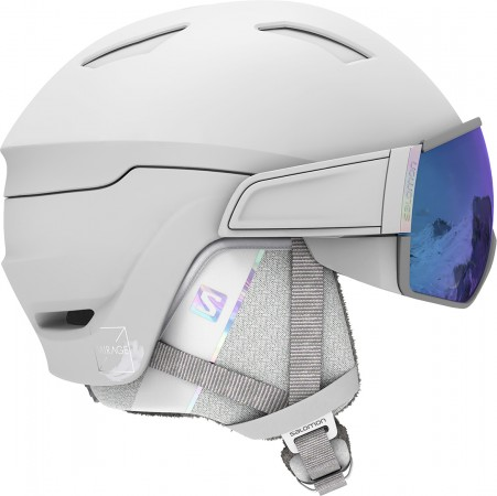 MIRAGE S Helm 2021 white/mid blue universal