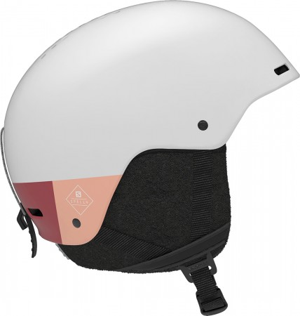 SPELL+ Helm 2021 white