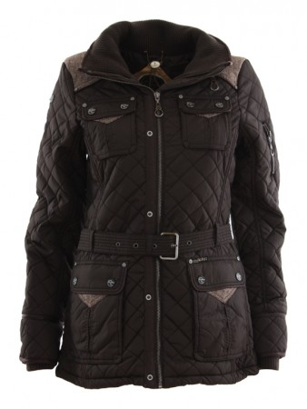 LEE Jacke 2014 brown