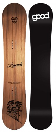 LEGENDS Snowboard 2020