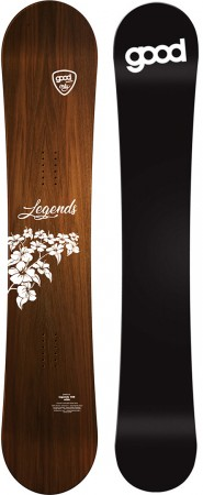 LEGENDS WIDE Snowboard 2022