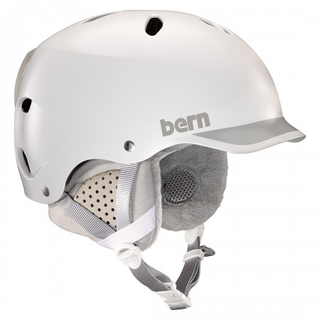 LENOX EPS Helm 2020 satin white/grey