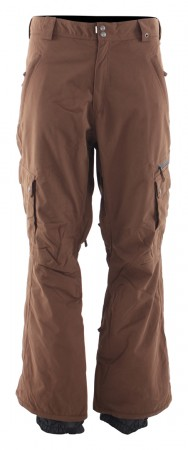 FUSE Pant 2019 dark brown