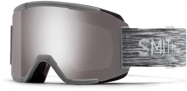 SQUAD Schneebrille 2020 cloudgrey/chromapop sun platinum mirror