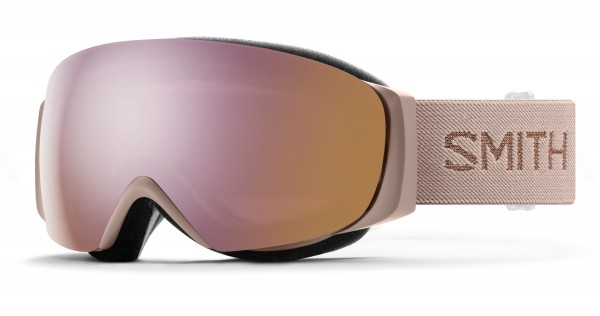 I/O MAG S Schneebrille 2020 tusk/chromapop everyday rose gold mirror
