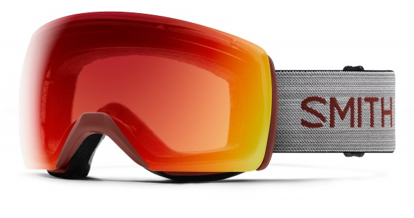 SKYLINE Goggle 2020 oxide/chromapop photochromic red flash