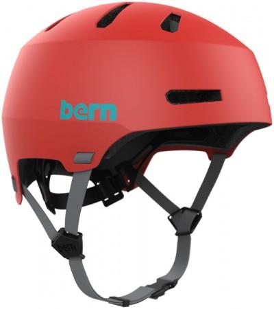 MACON 2.0 H2O Helm 2021 matte hyper red