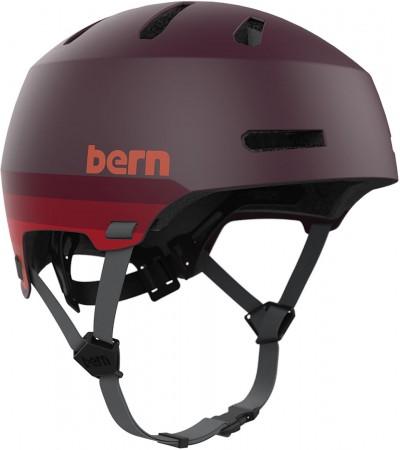 MACON 2.0 H2O Helm 2020 matte retro maroon