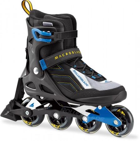 MACROBLADE 80 ABT Inline Skate black/blue