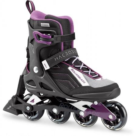 MACROBLADE 80 ABT W Inline Skate black/purple
