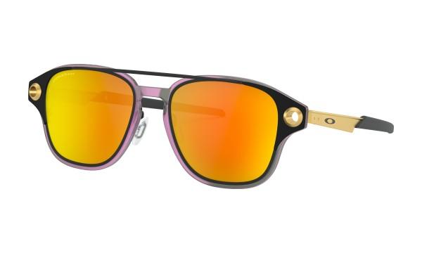 COLDFUSE Sonnenbrille matte black/prizm ruby polarized