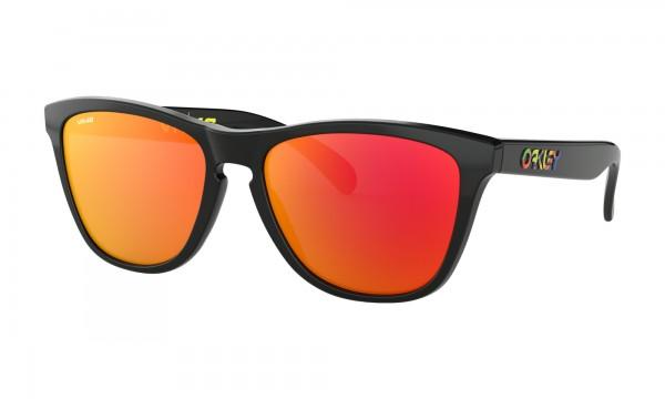 FROGSKINS Sunglasses VR46 polished black/prizm ruby