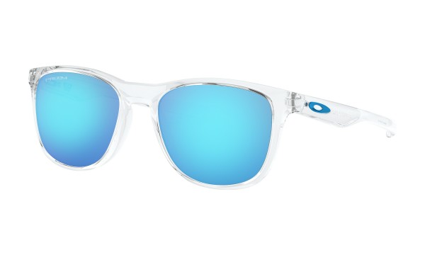 TRILLBE X Sunglasses polished clear/prizm sapphire